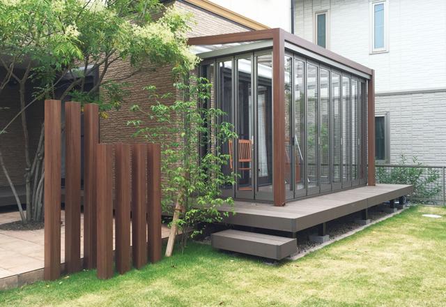 ガーデンルーム・テラス